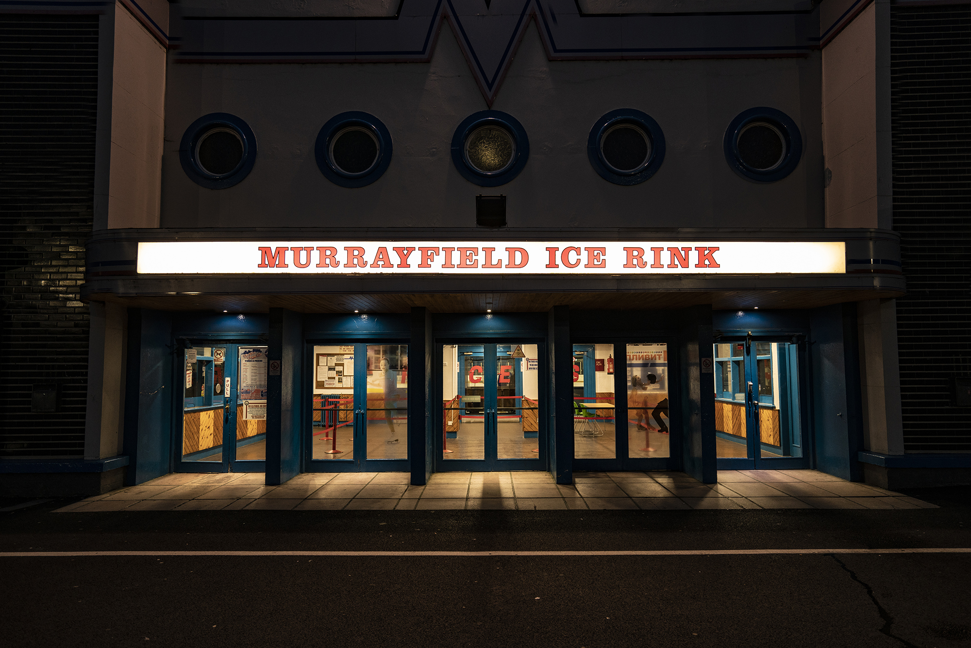 Murrayfield Ice Rink Entrance-Web